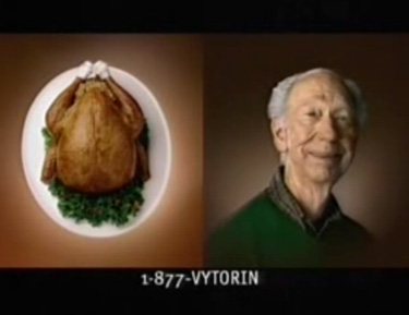 Vytorin advert