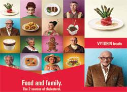 An advert for Vytorin