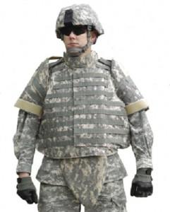 kevlar armour